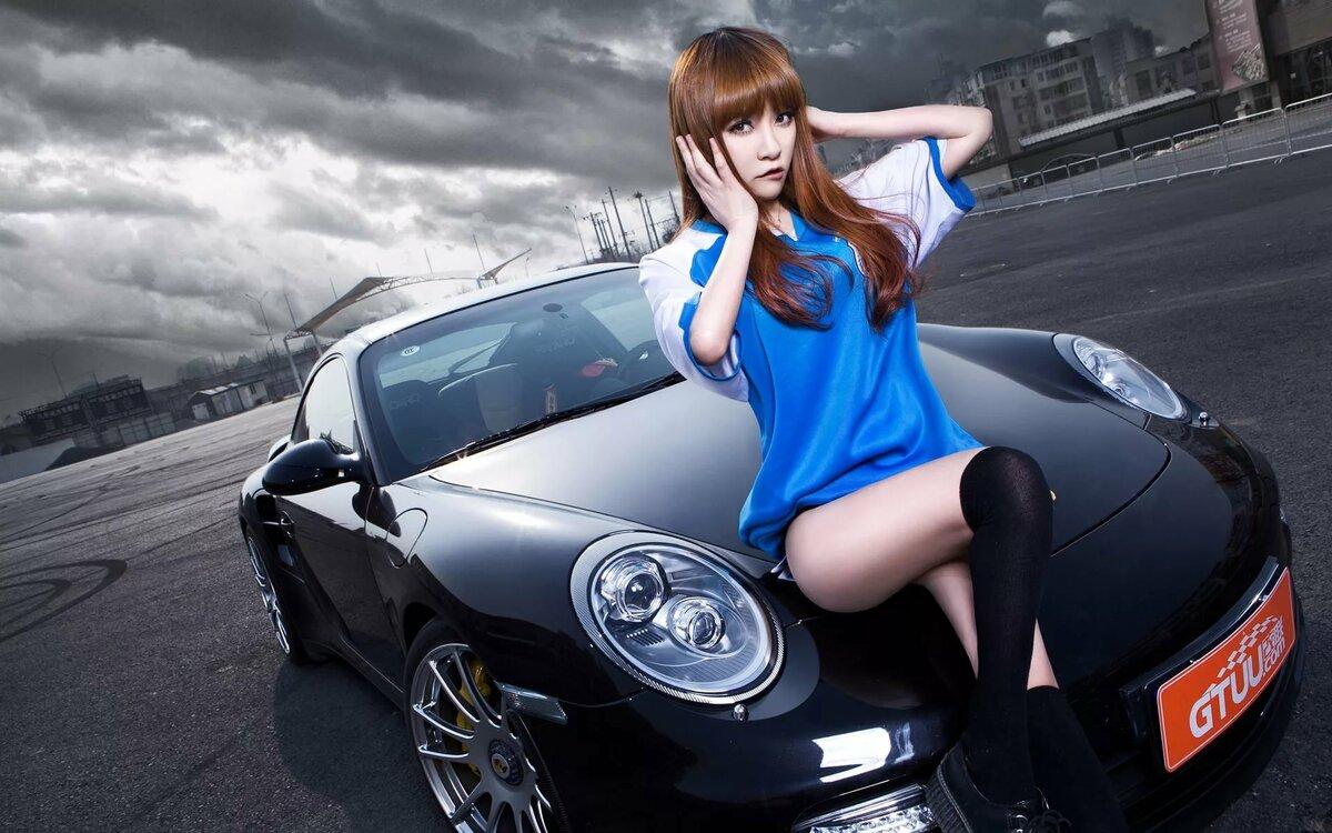 women-girls-cars-pics