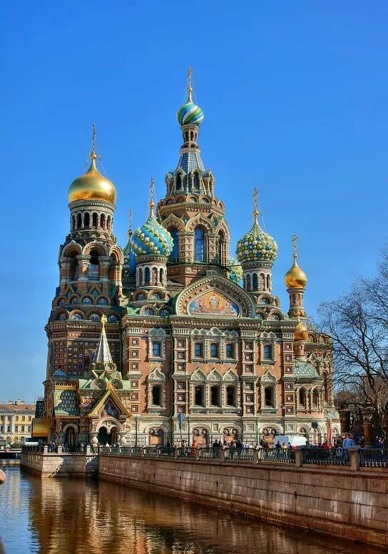 Постеры храмы россии