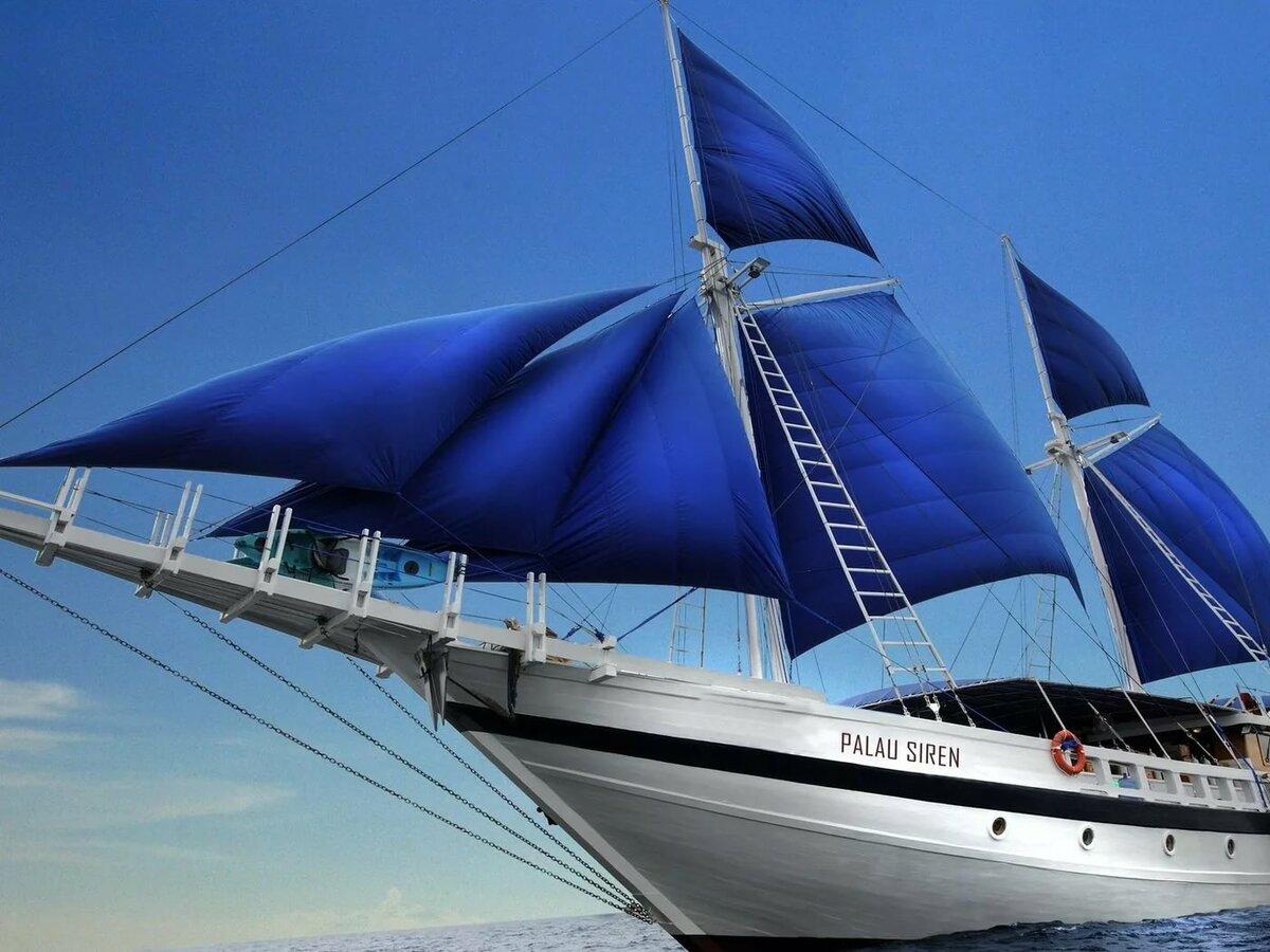 Картинки с кораблями и яхтами