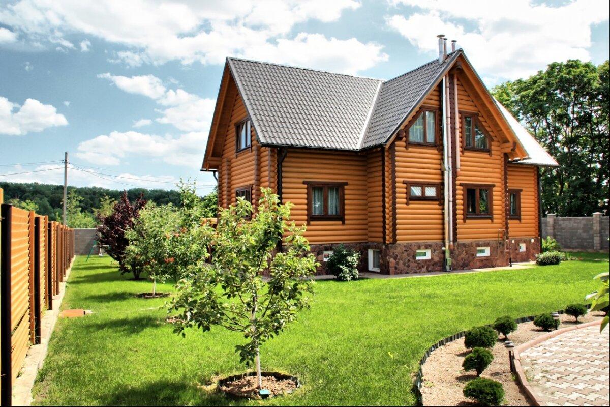 строительство дома на дачном участке