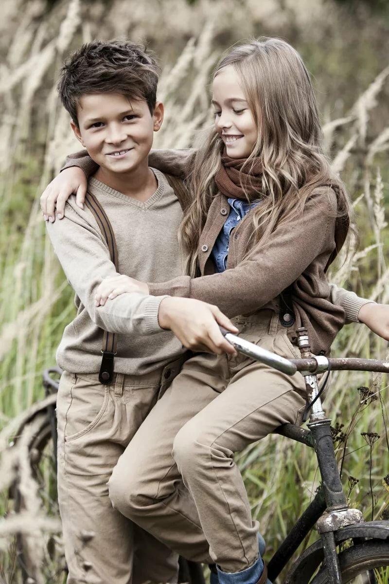 Картинки мальчики и девочки дружба
