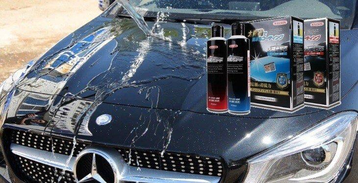 Willson Taiyoko coat - защита вашего автомобиля в Макеевке