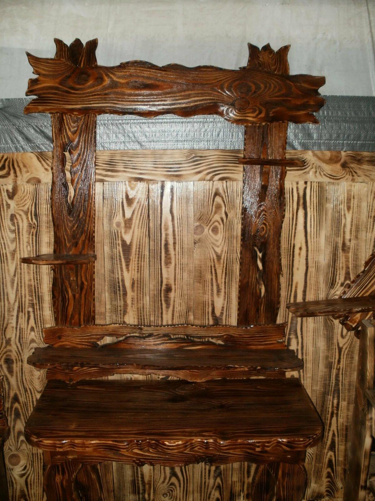 разработке эксклюзивные изделия из дерева под старину фото сандрик выступает над