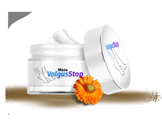 ValgusStop мазь от косточки на ноге в Шахтах