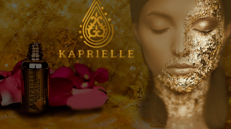 Kaprielle - омолаживающая маска из сусального золота в Харькове
