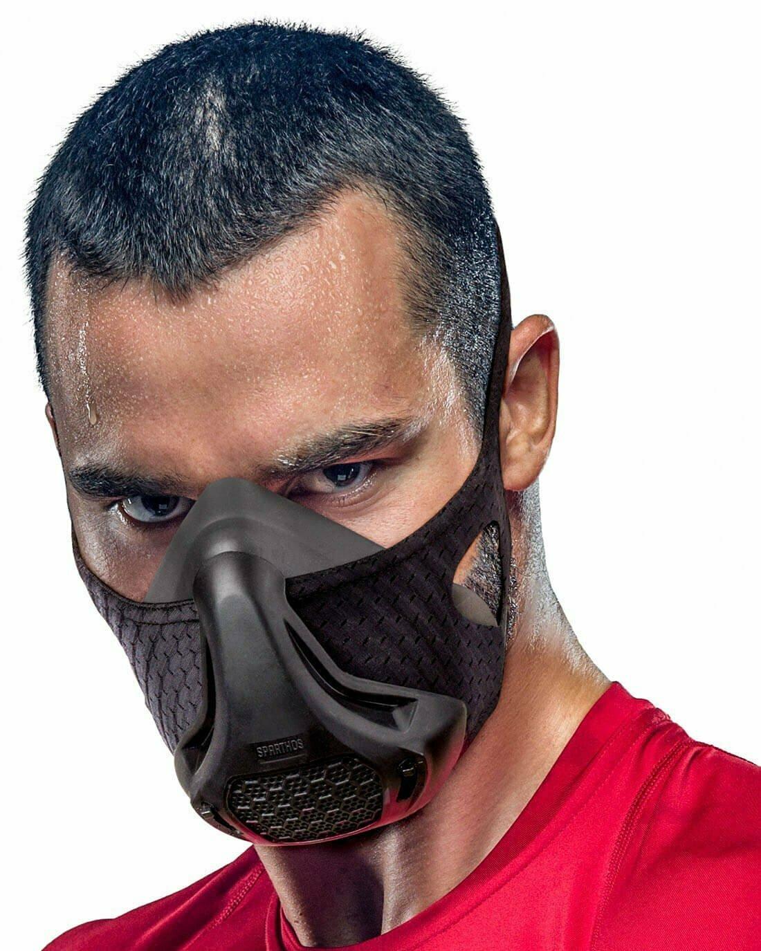 Аэробная тренировочная маска во Львове