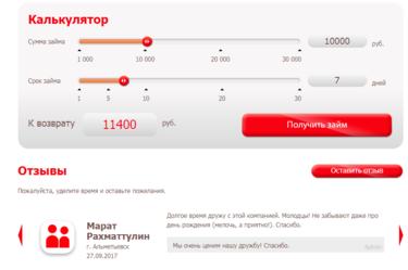 Микрозайм на карту с плохой кредитной историей украина