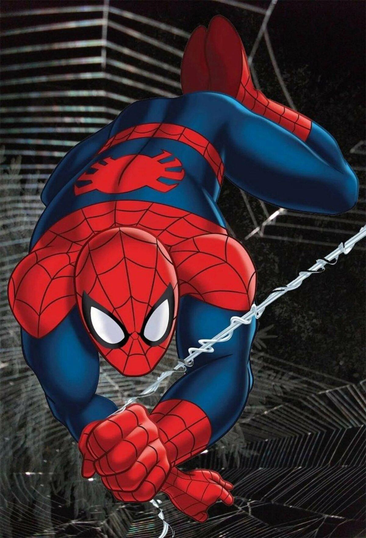 «Просмотр изображения сериала Великий Человек-паук ...