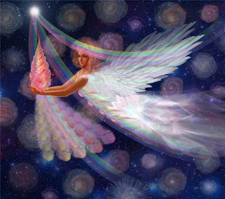 способствует летающие ангелы картинки красиво этот талисман был
