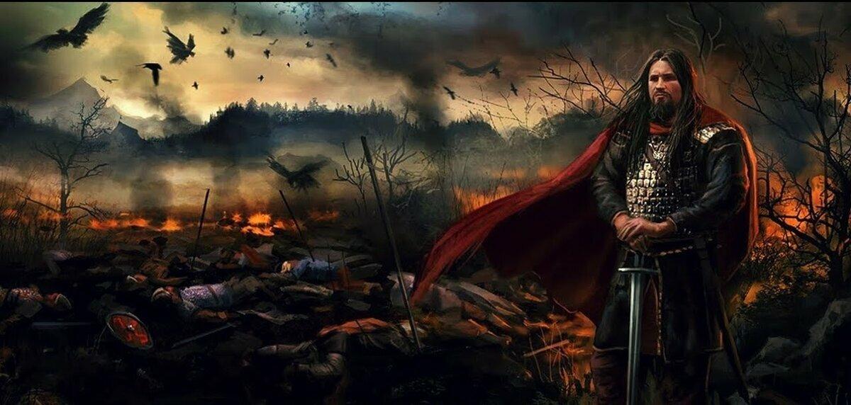 картинки битва славянские нём