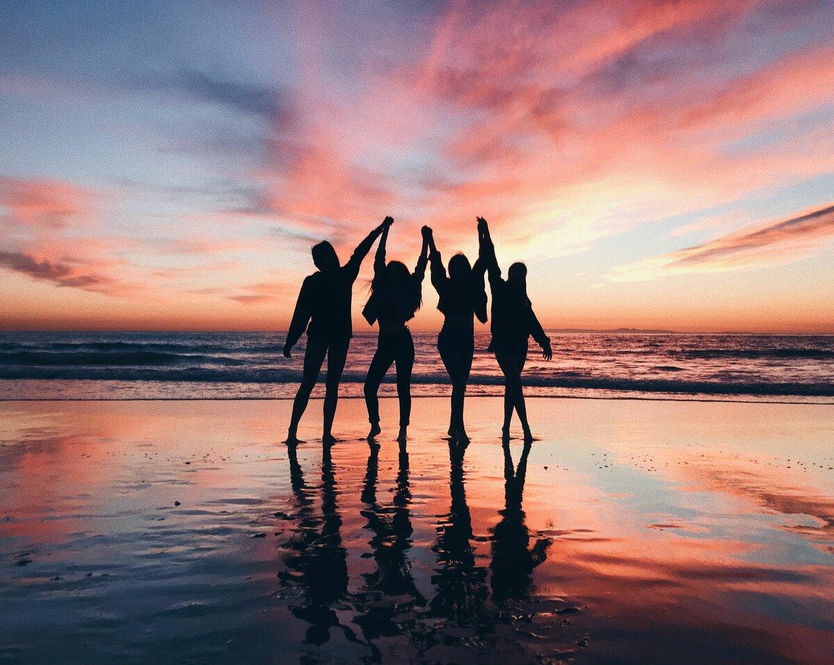 Красивая картинка друзья