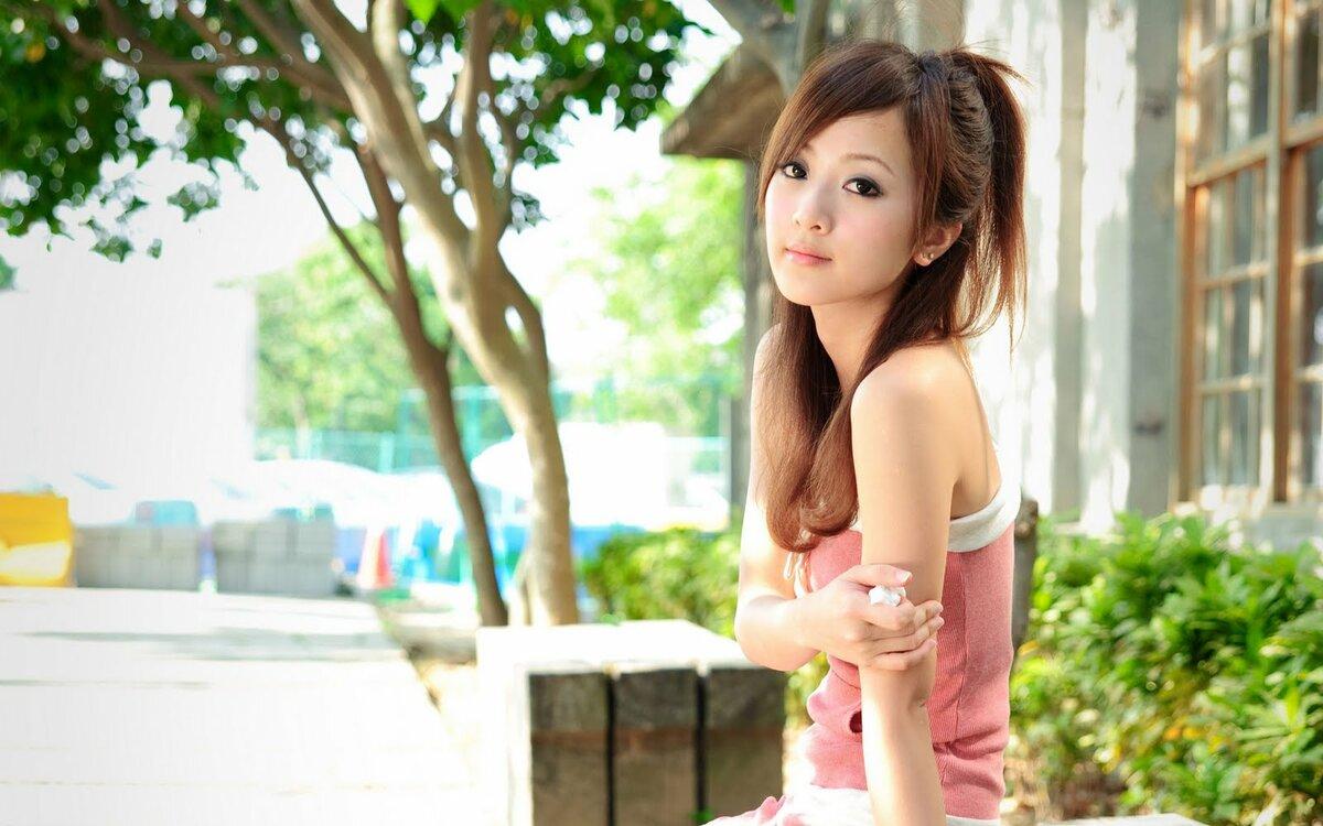 Asian girl prm