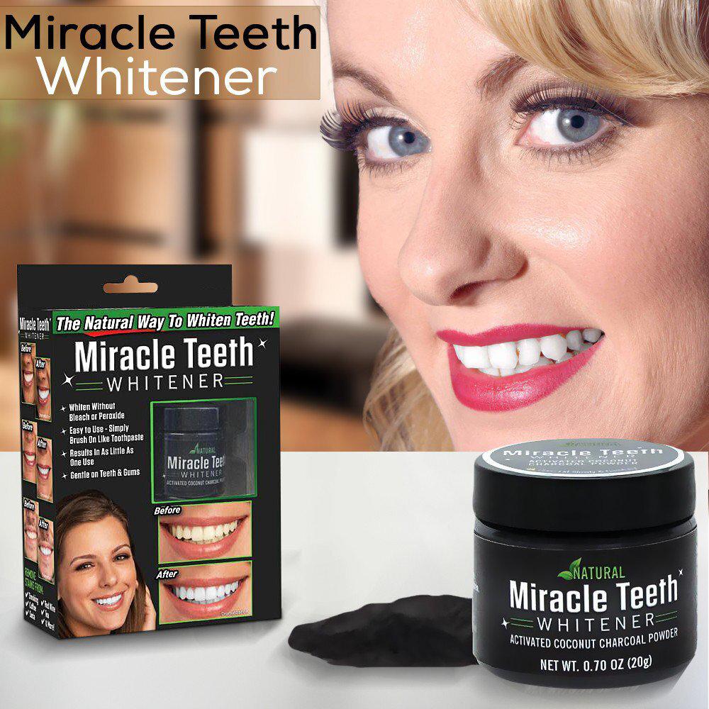 Отбеливатель зубов Miracle Teeth Whitener в Южно-Сахалинске