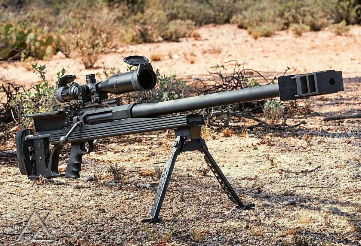 Самые мощные снайперские винтовки в картинках