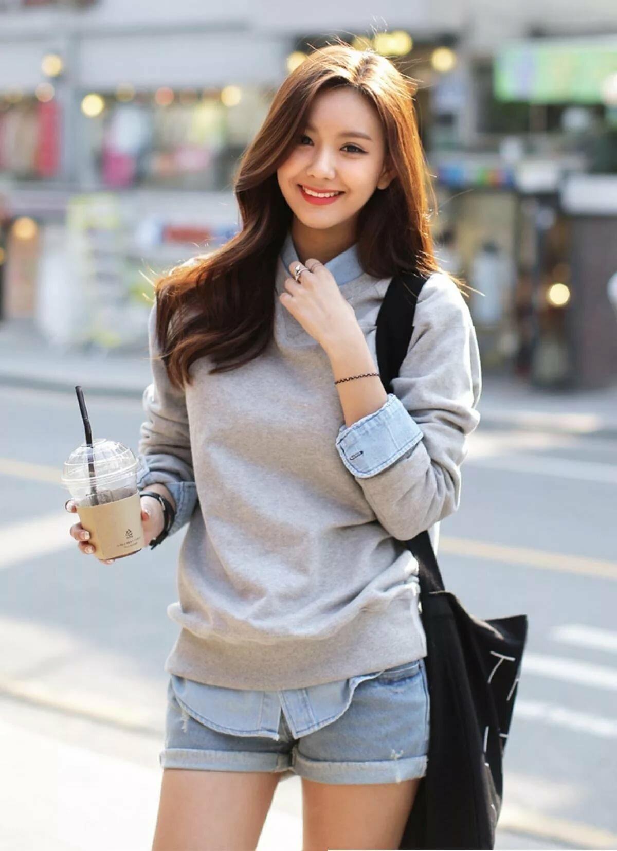 низкие кореянки фото изменении