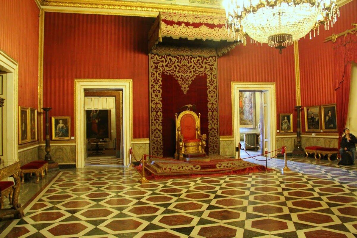Гиф дворцовые палаты