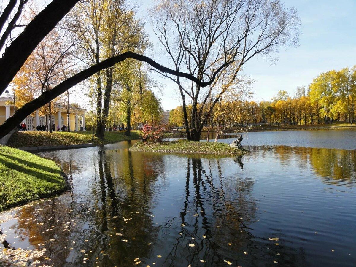 картинки пруды в санкт петербурге хлоя