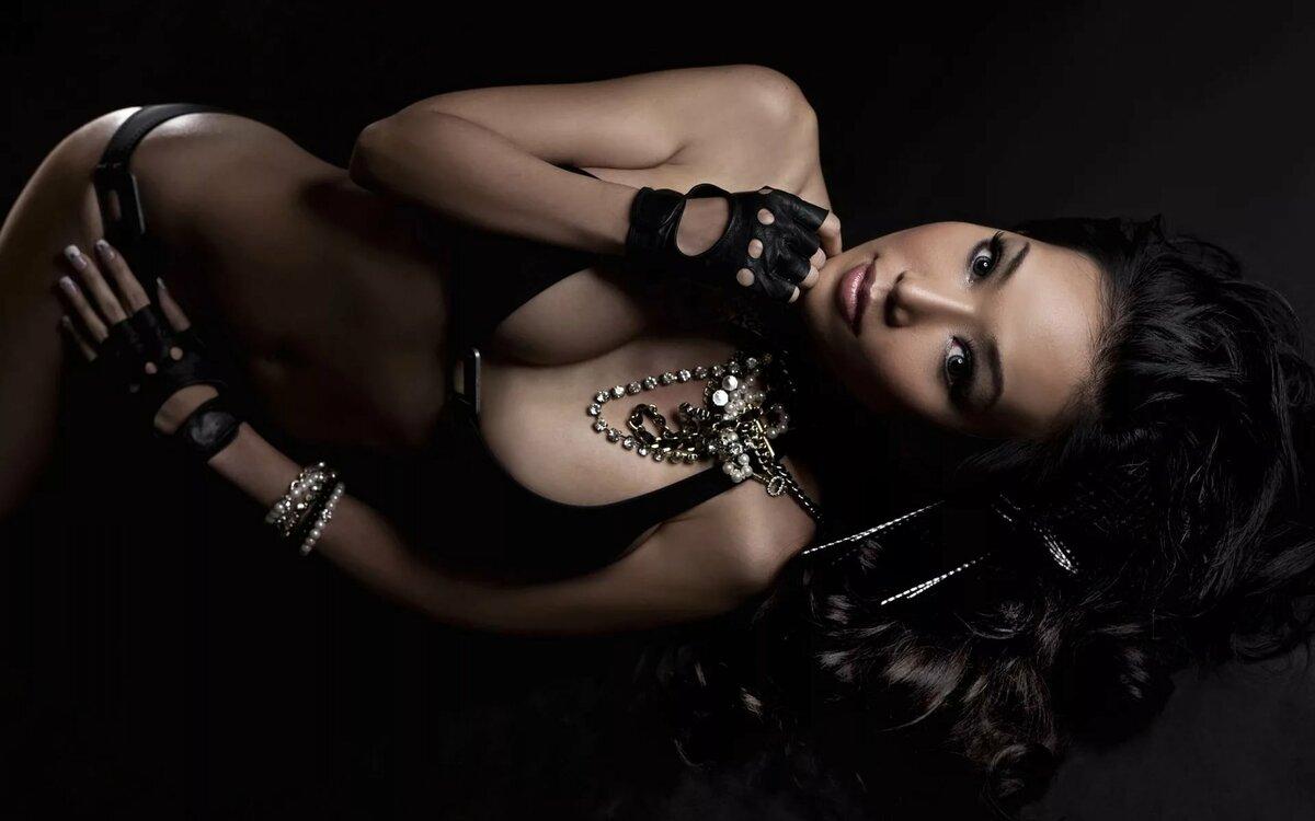 Black glamour girls — photo 13