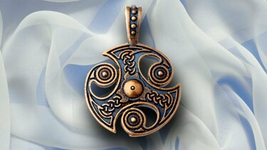 Фото амулет верности и любви кельтский символ амулет