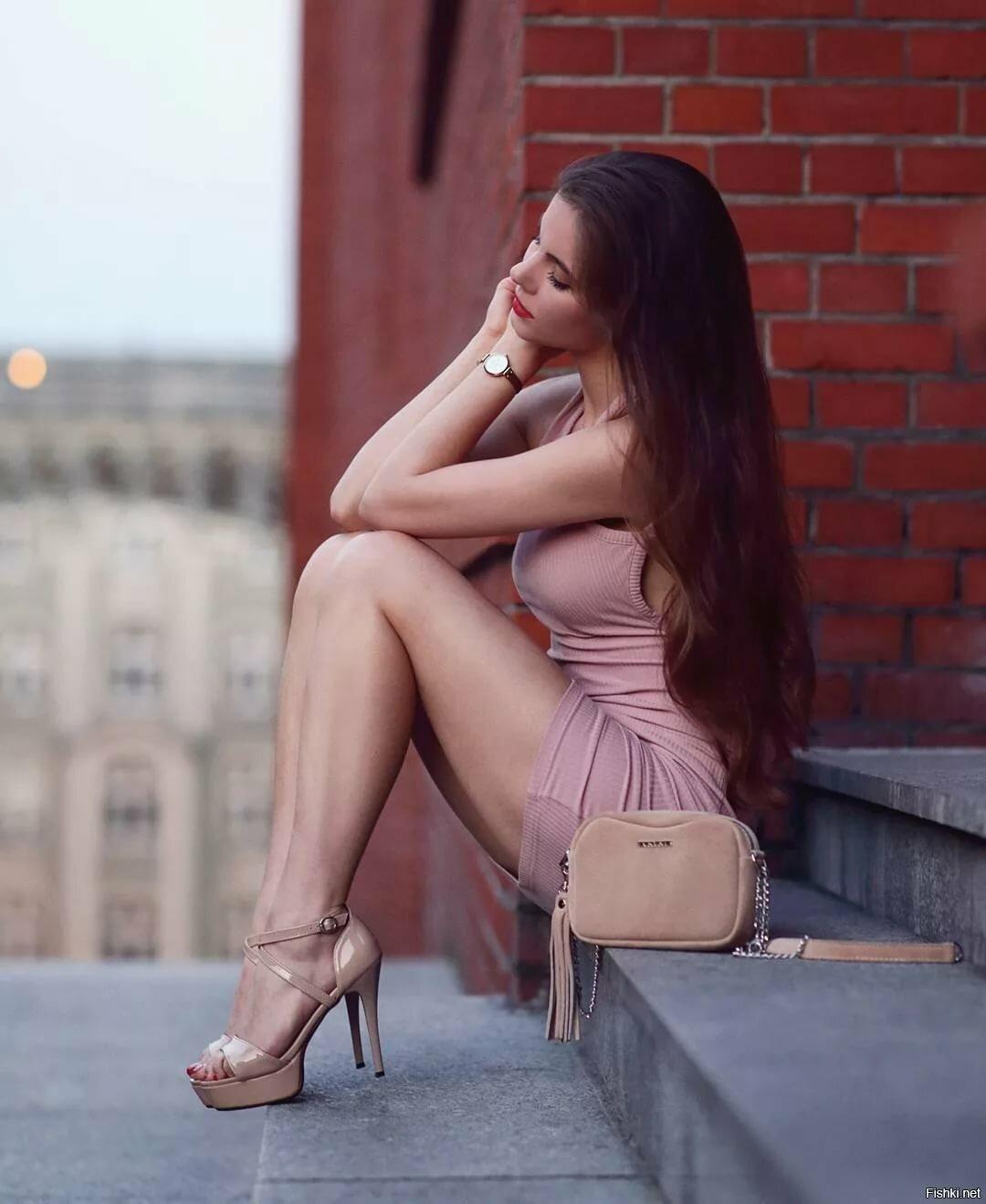Sexy russian girls high heels, teens getting cummed on