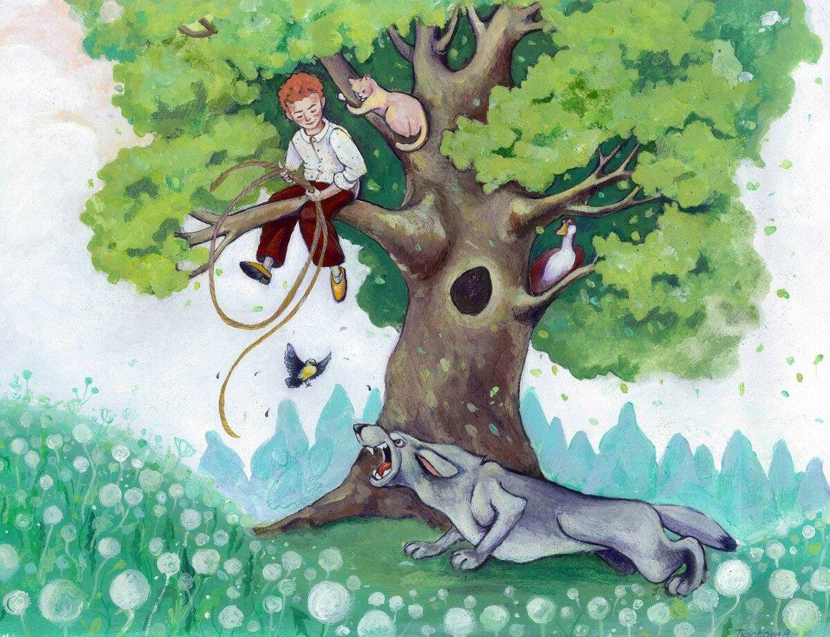 набережная иллюстрации к придуманным сказкам старший наследник