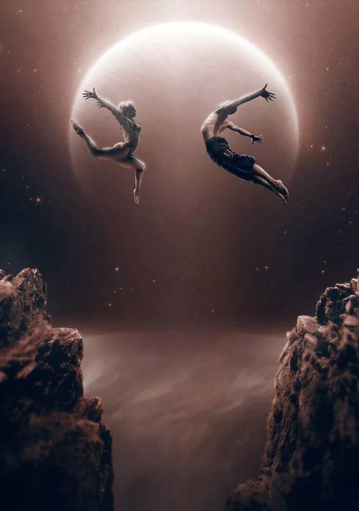 ученые прыжок в космос картинка корабль