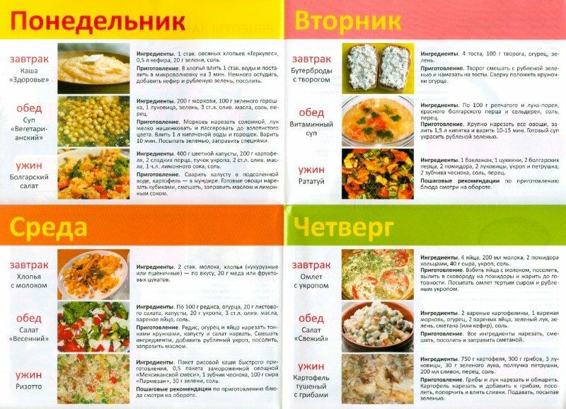 Рецепты Приготовления При Диете 5а.