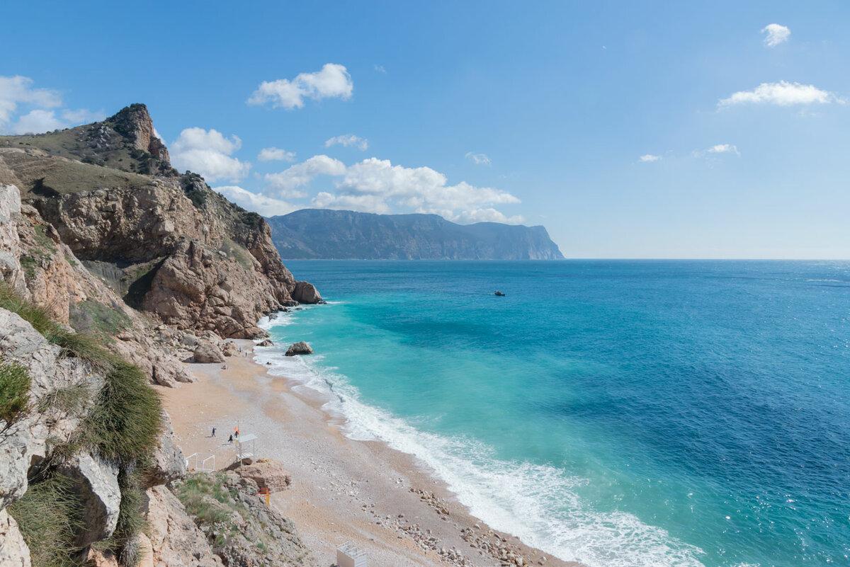 это пляж васили балаклава фото можно закончить лук