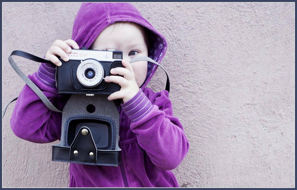 Фотографировать картинки для детей