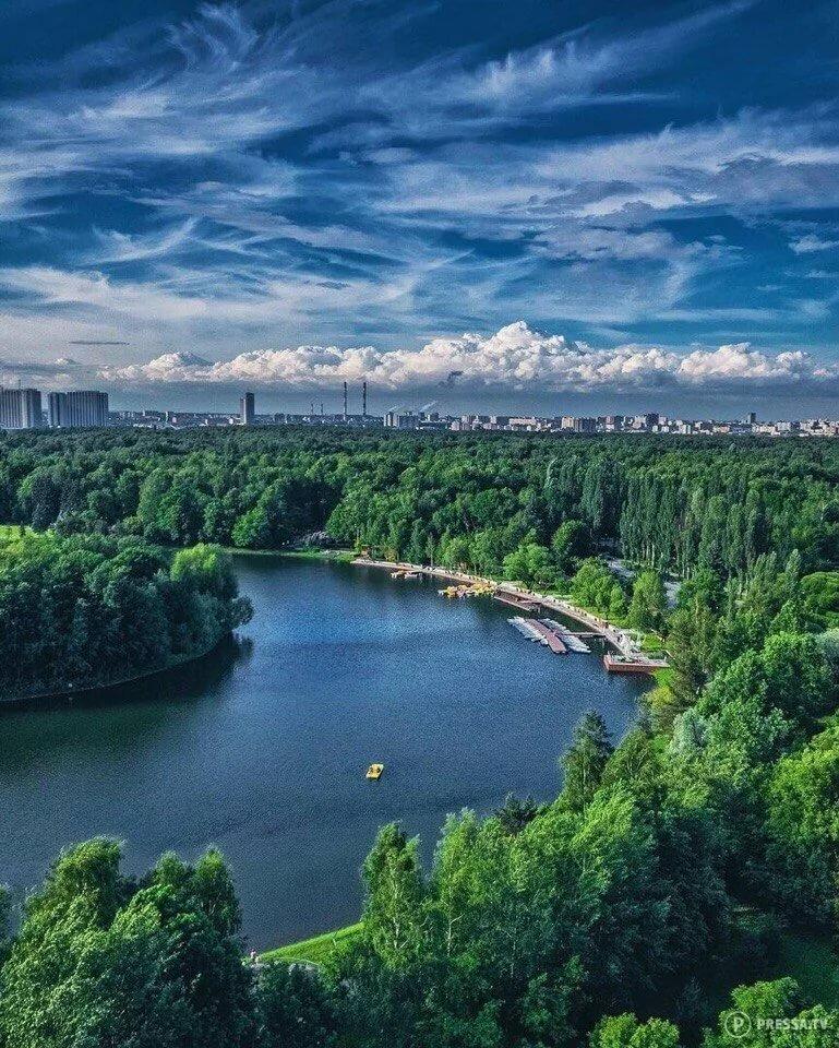 Картинки природы в москве