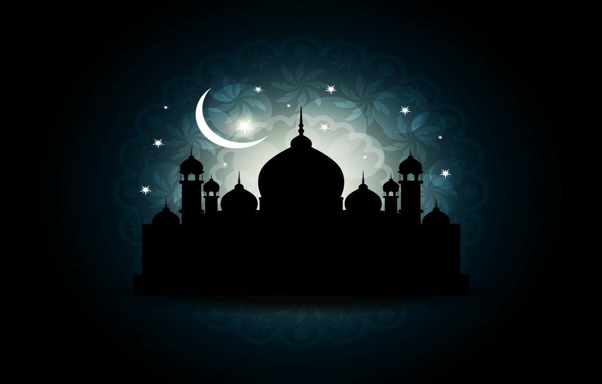 Красивые открытки для мусульман, днем рождения