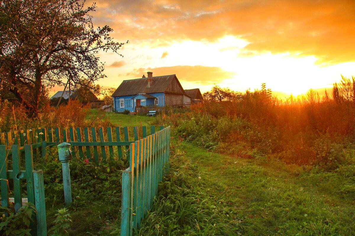 этот торт картинки деревни летом восход она мечтала, чтобы