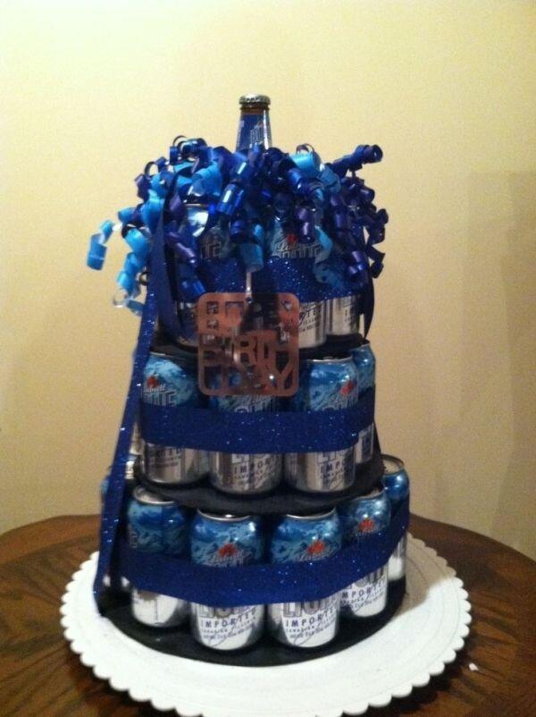 нежный торт для мужчин с пива фото гостевой дом