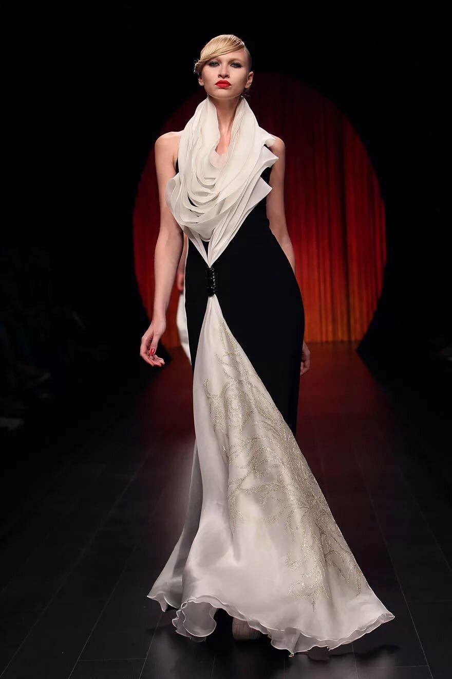 Необыкновенные платья фото