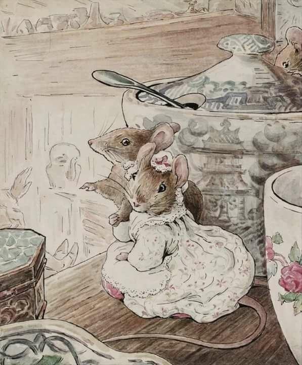 Класс новогодняя, открытки мышат