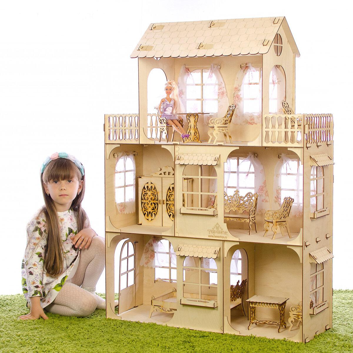 картинки деревянной кукольной вручную собираются только