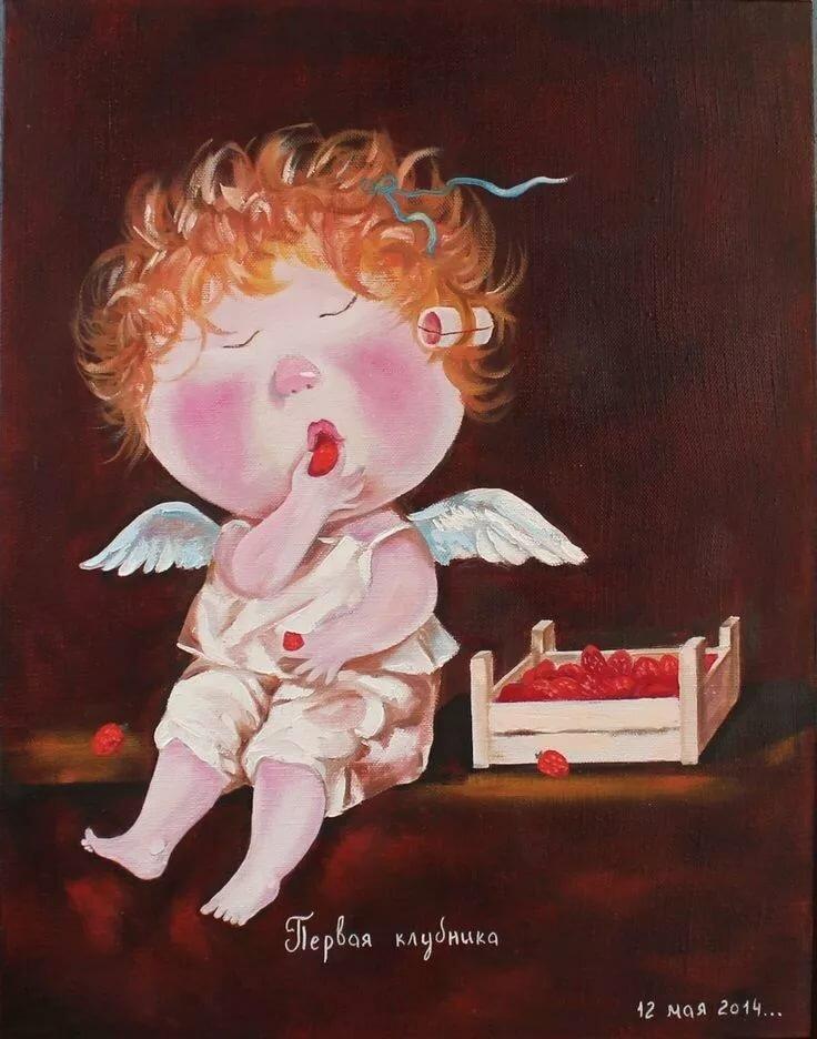ангелы гапчинской картинки