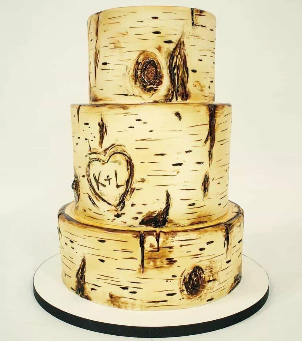 Оригинальный торт картинка