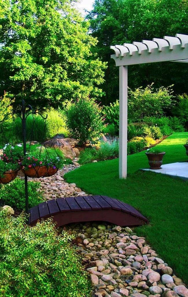 Картинки дизайн садового участка своими руками изложить материал