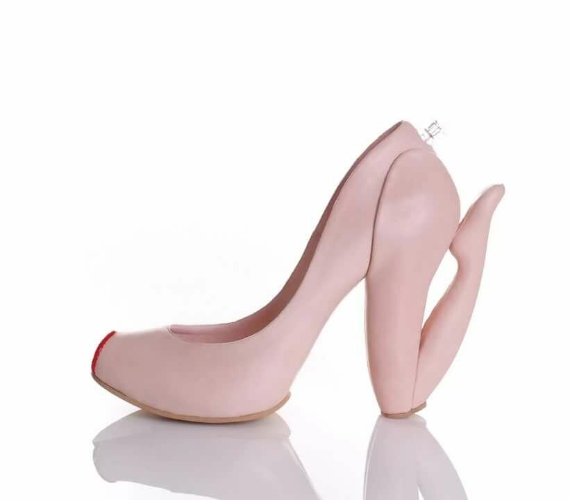 Днем рождения, смешные туфли женские картинки