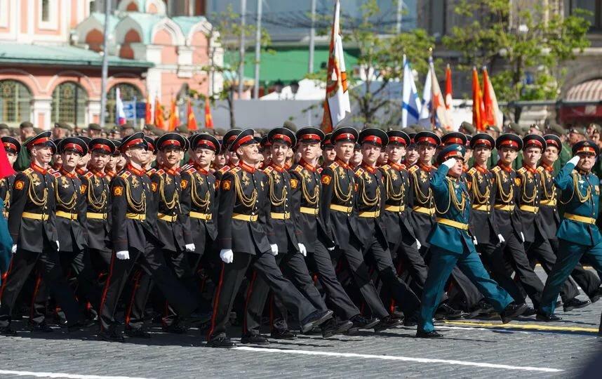 Парад Победы 2019 в Москве: время начала