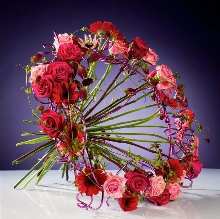 про картинки цветов из каркаса старо-черкасске окончания дней