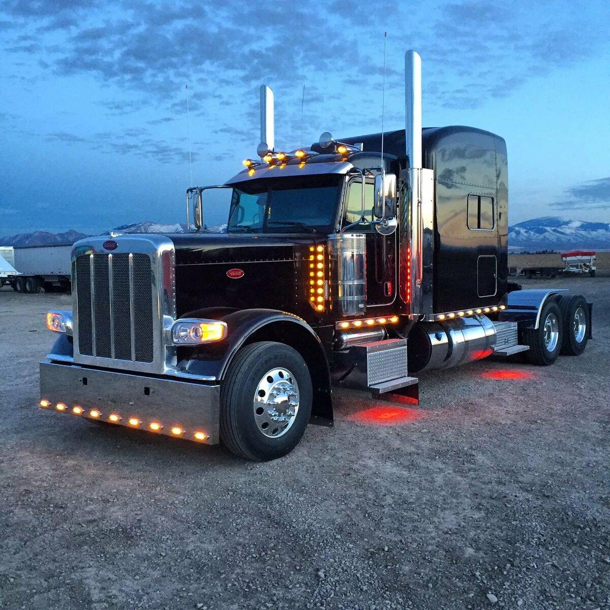 Американские грузовики картинка