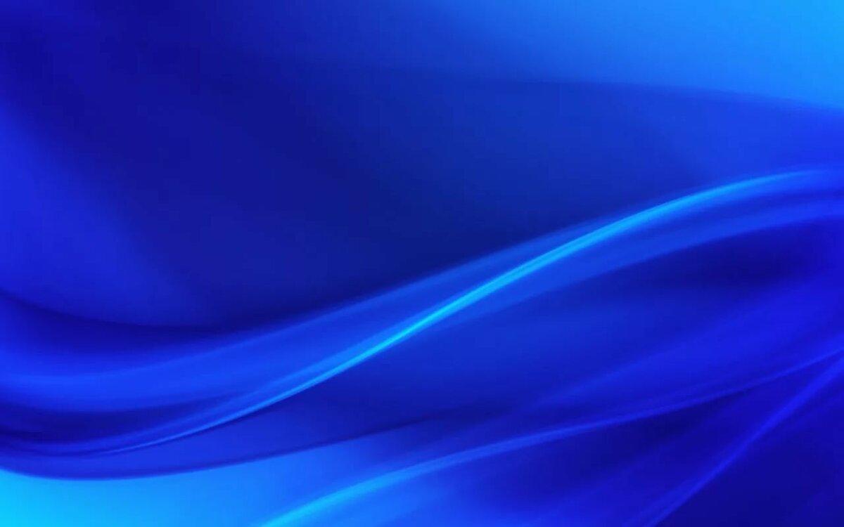 Картинки синий фон