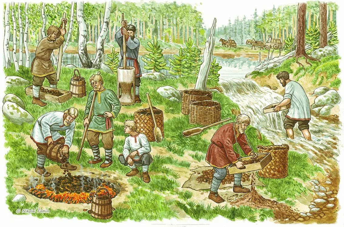 этой подборке картинка труд в древности жамбылской области