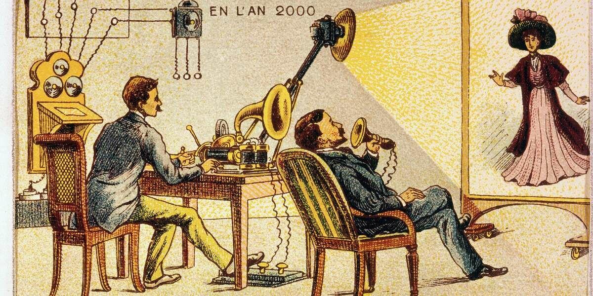 Когда была изобретена открытка
