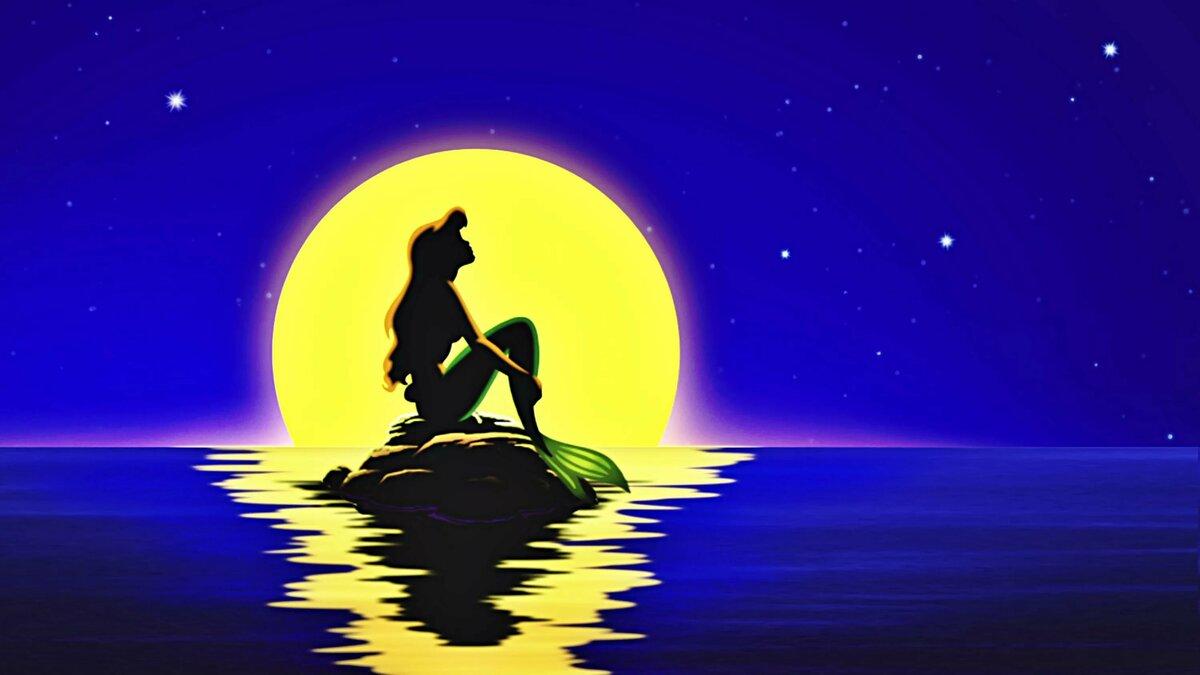 Сидя на луне картинки