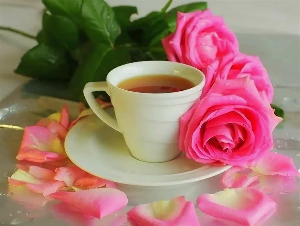 Днем рождения, картинки доброе утро с надписями красивые кофе цветы конфеты