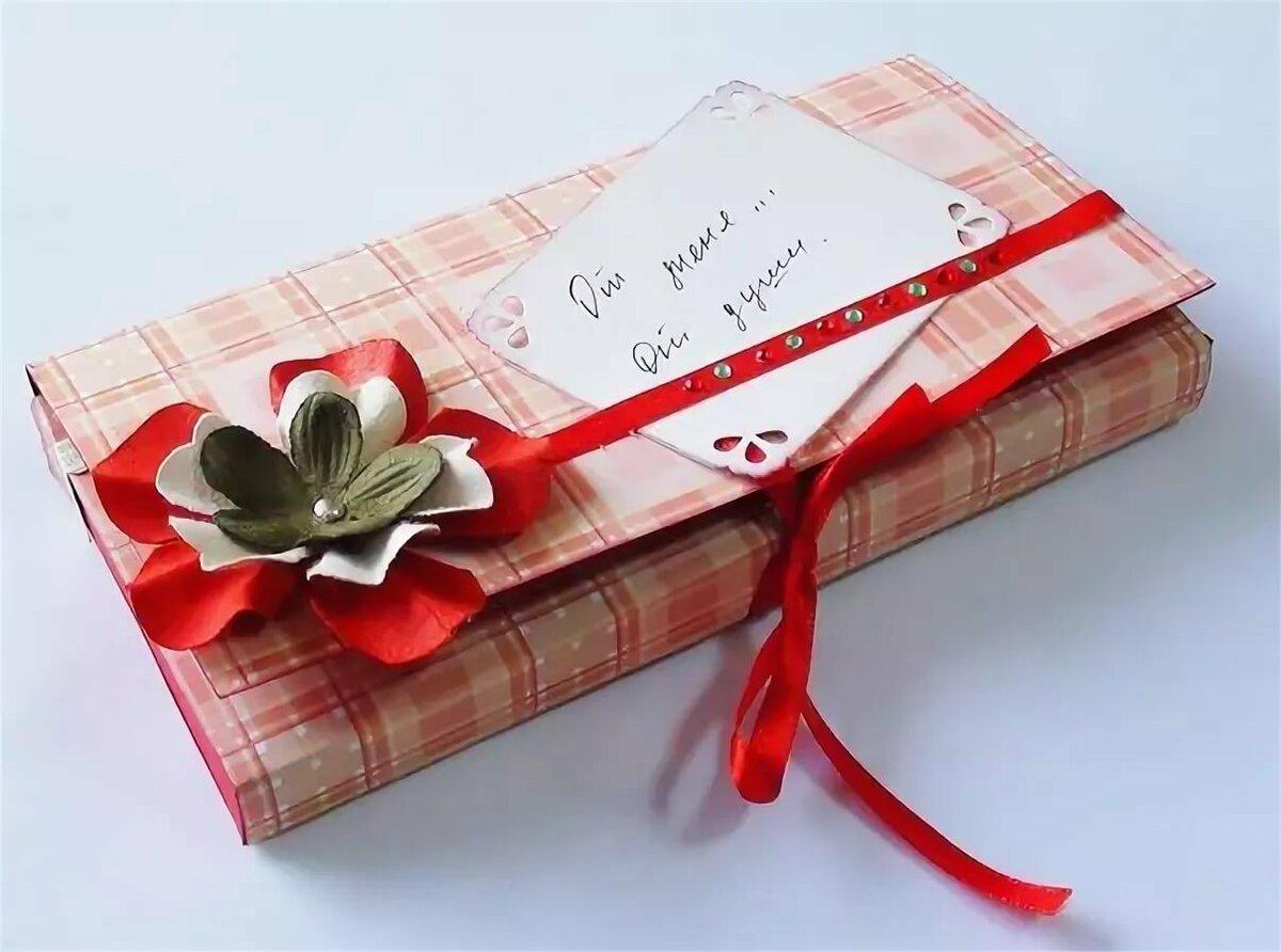 открытки для оформления подарка наверняка оценят такую