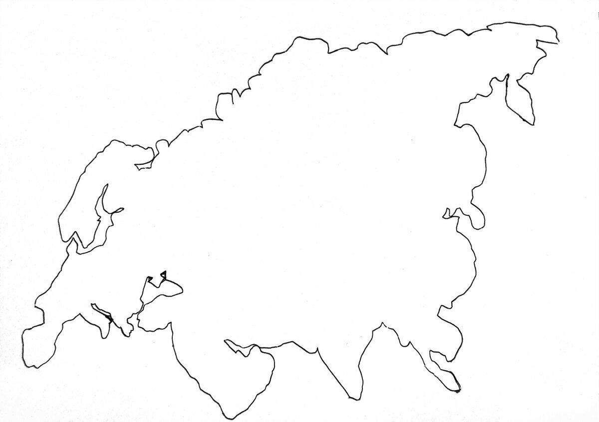 Картинки материки евразии